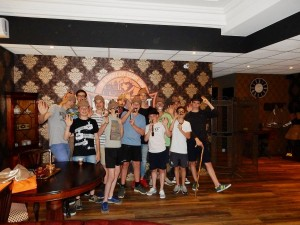 Kids party Maastricht - Escape Room Maastricht