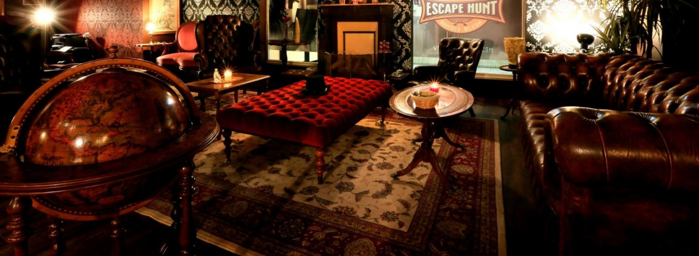 Life escape room game - Escape Hunt Maastricht