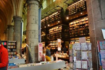 Boekhandel Dominicanen Maastricht Limburg
