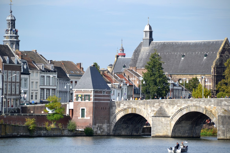 Sint Servaas Brug Maastricht Maastricht Limburg