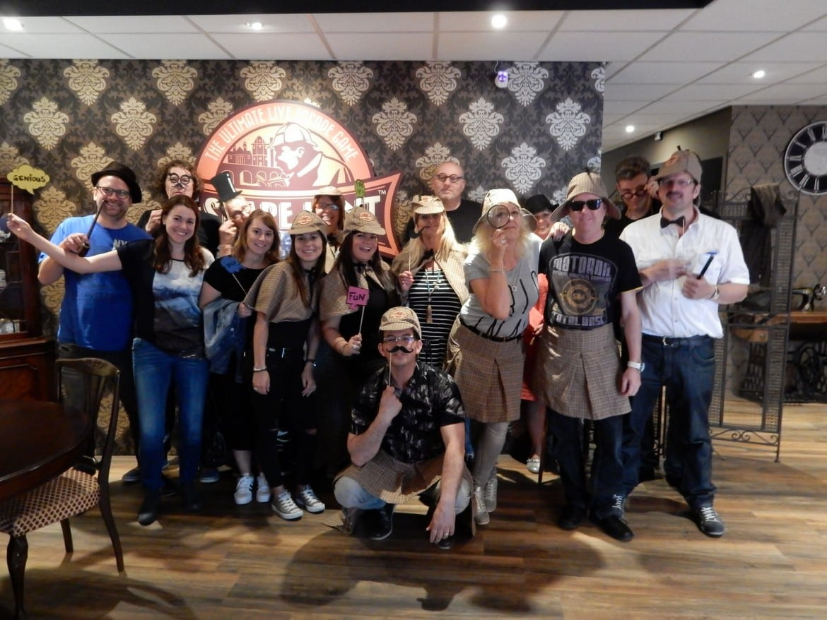 Groepsuitje Maastricht - The Escape Hunt Experience Maastricht
