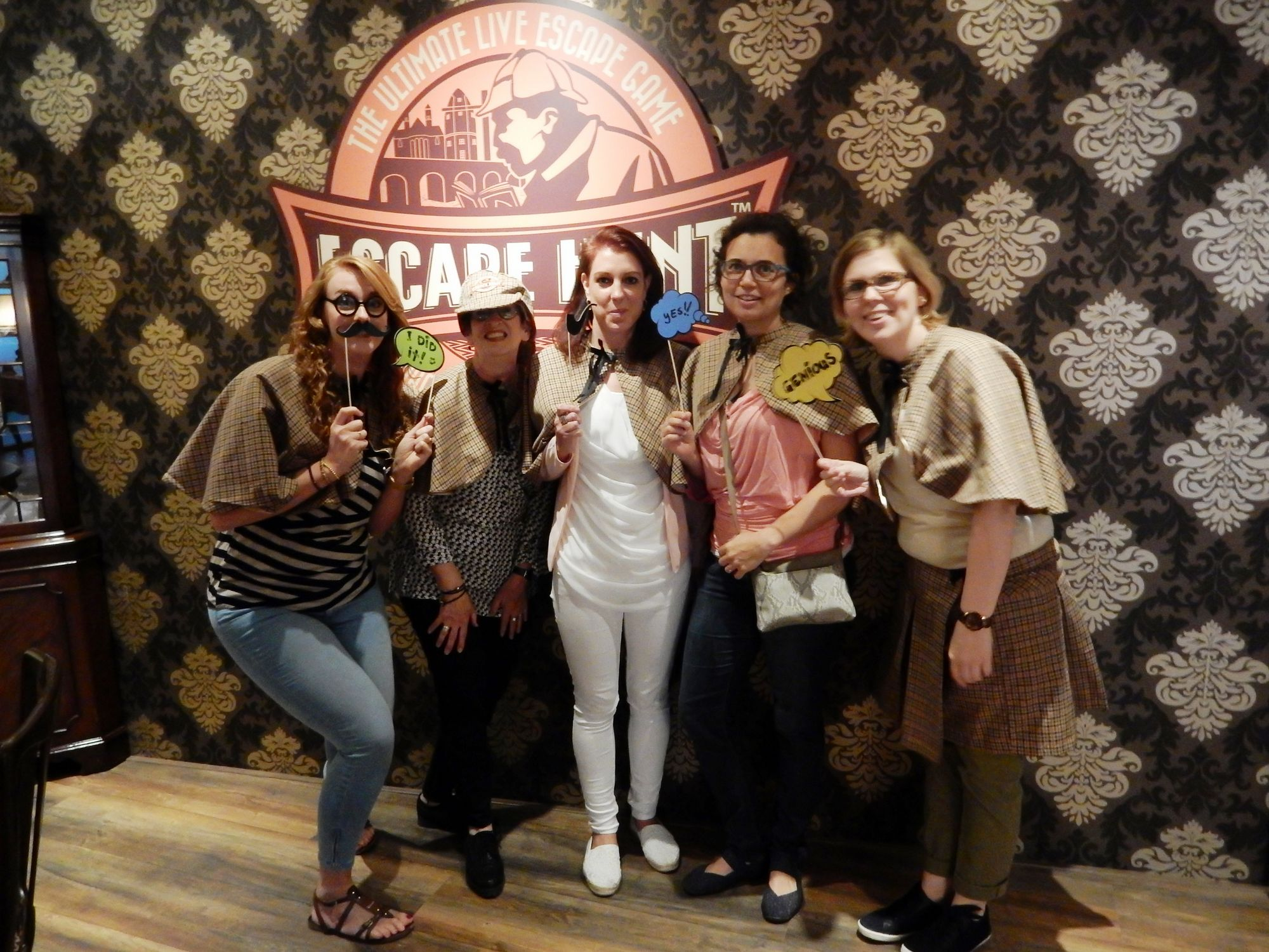 Photos Maastricht S Best Real Escape Game Escape Hunt
