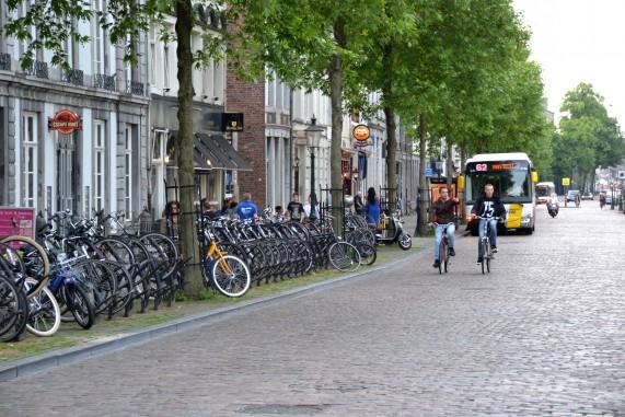 Bushalte Boschstraat Markt Maastricht