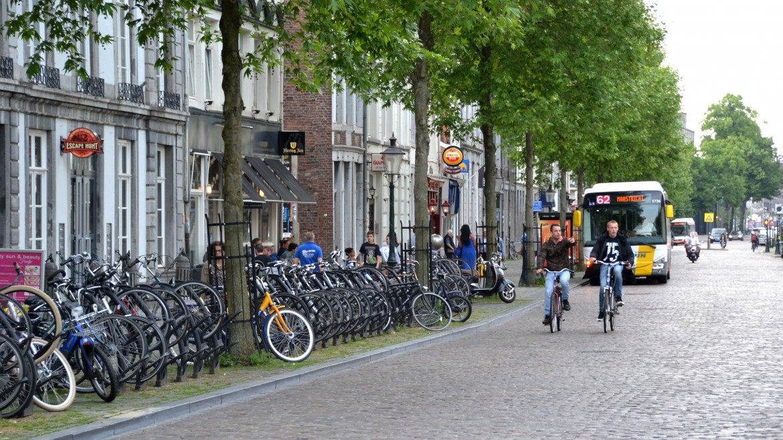 Gratis parkeren Maastricht - P+R Noord