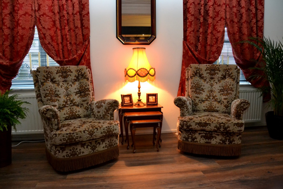 Lounge Escape rooms maastricht
