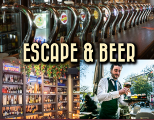 escape and beer oke
