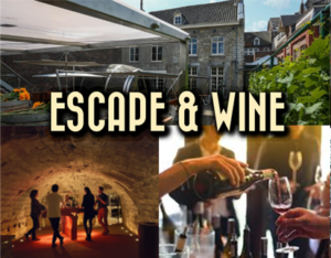 escape and wine oke