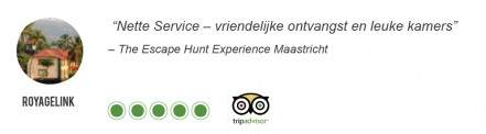 Review Escape Hunt Maastricht - Tripadvisor Royagelink