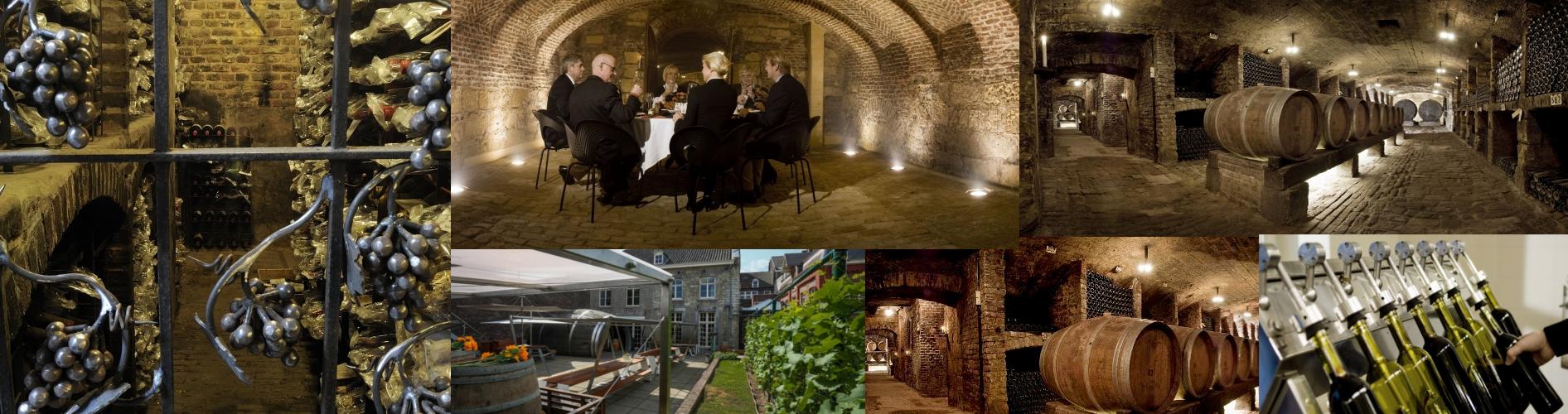 Wijnproeverij Maastricht bij Thiessen Wijnkoopers - Boek een escape room hunt en proef arrangement