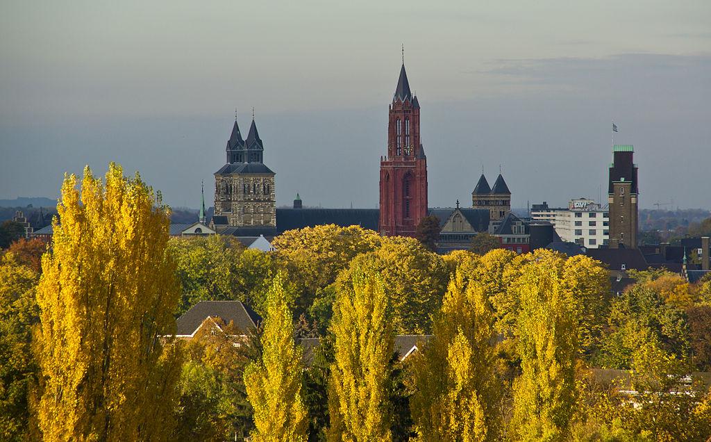 Herfst in Maastricht