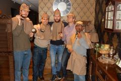 Mannenuitje Maastricht - Escape Hunt Maastricht